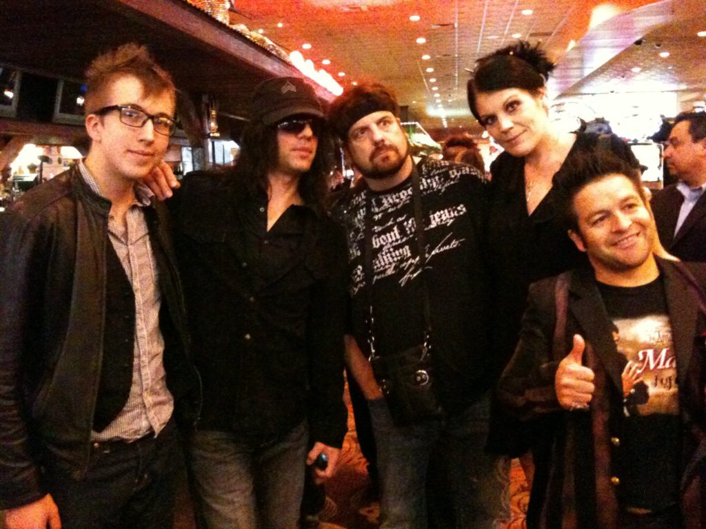 Alex Kazam, Criss Angel, Amazing Johnathan, Anastasia Synn, Mateo Amieva Las Vegas Live Magic Mystery Believe