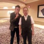 Teller Raymond Teller Alex Kazam Rio Las Vegas Hotel Nevada Magic Live Mind Reader Telepath
