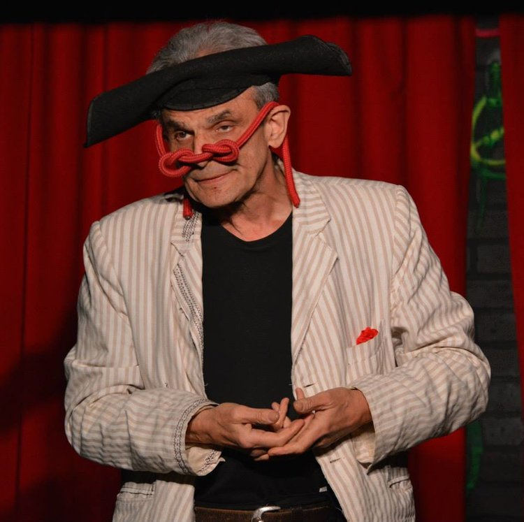 Paul Wildbaum Comedy Clown Toronto Performer Treasure
