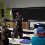 York University, Alex Kazam, Guest, Lecture, Speaker, Class, Neuroscience, Neural Basis of Behaviour Truth Lies Youtube Magician Psychology Mystery