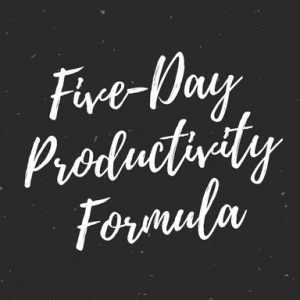 productivity formula alex kazam magic product free
