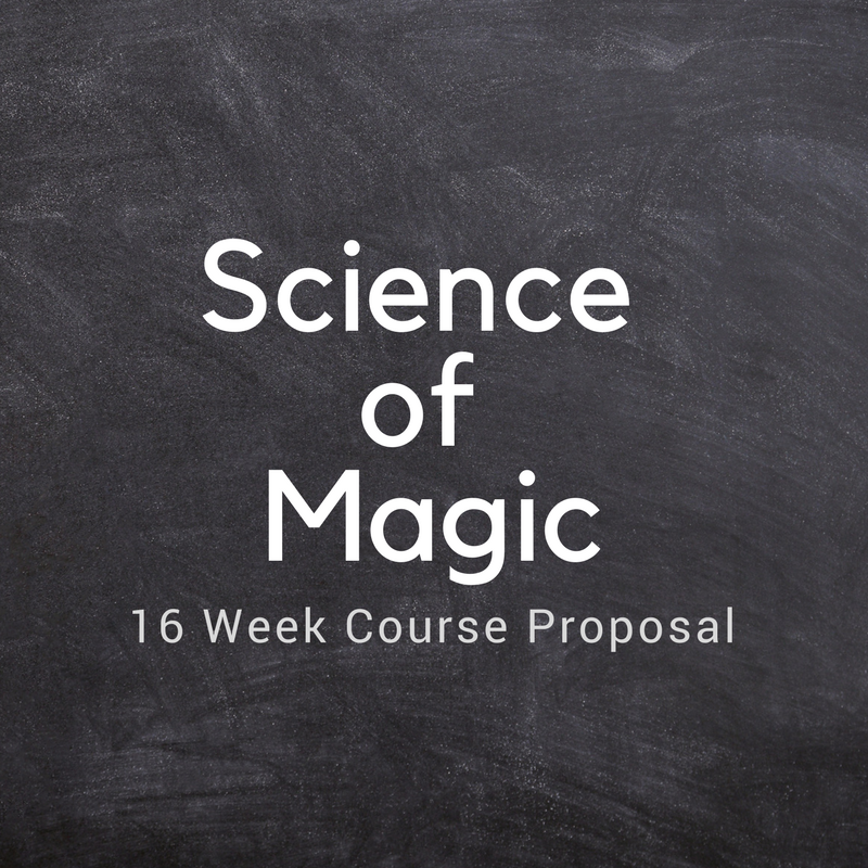 science of magic, alex kazam, proposal, blog, magician, carleton, chair, university, document, speaker, education, teacher, lecture
