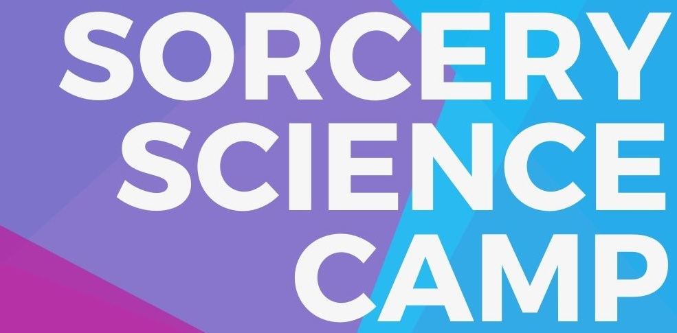 sorcery science camp logo